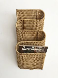 Shipping or in store pickup at check out. Modular Sofa Bed, Folding Cane, Vintage Furniture Design, Cube Side Table, Glass Cube, Cottages By The Sea, Vintage Records, Love And Light, Wicker Baskets