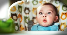 Why Babies Made THESE Faces Will Crack You Up. Talk About Potty Humor--LOL!