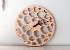 wall clock via etsy