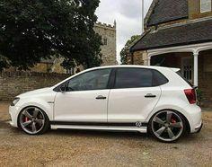 Volkswagen Polo, Honda Fit, Sport Seats, Vw Cars, Running Gear, Small Cars, Future Car, Cool Cars, Dream Cars