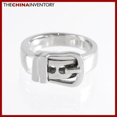 SIZE 3 STAINLESS STEEL BELT BUCKLE RING R1101A