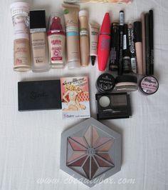 Cristina's Beauty Box   Beauty Blog : In My Makeup Box: January Makeup Box, Makeup Tips, Gel Eyeliner, Beauty Box, Nail Care, The Balm, Makeup Looks, January, Nails