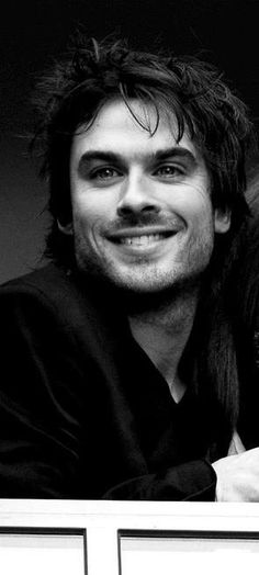 Ian Somerhalder. Seriously, the best looking man I have ever seen.