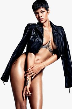 """GQ Names Rihanna it's """"Obsession of the Year"""" in Latest Photo Feature 