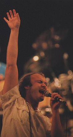 Phil Collins Live