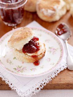 Thomas Dux - Quick & Easy Strawberry Jam