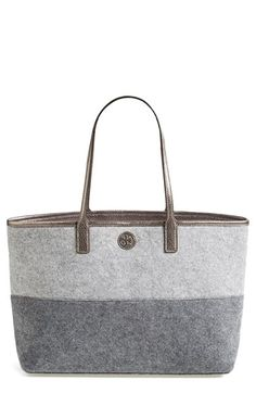 Tory Burch 'Ashley' Shopper available at Work Tote, Street Chic, Fashion Bags, Beautiful Outfits, Purses And Bags, Tory Burch, Tote Bag, Clothes For Women, Nordstrom Credit