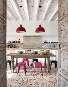 19 Kitchen, cocina,