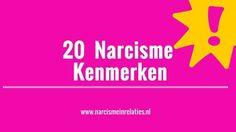 Narcisme kenmerken - de meest uitgebreide checklist die er op het internet te vinden is om narcisten te leren herkennen.