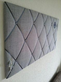 Memo Board, Memory Board, Vision Board, Fabric Memo Board, French Memo  Board, Photo Board, Notice Board, French Script, Fabric Wall Art | For The  Home ...