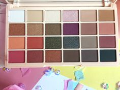 Makeup Revolution Soph x Palettes