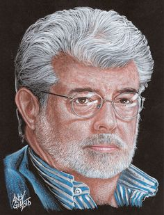 George Lucas 002 copy by AndyGill1964