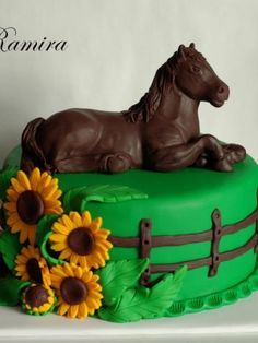 Top Horse Cakes