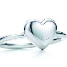 Tiffany and Co. Paloma Picasso Bag Heart Ring