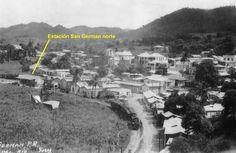 American Railroad - Buscando la estación San German Abajo   Redescubriendo a Puerto Rico