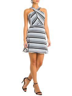 Vestido Bibi - Le Lis Blanc - Preto e Branco - Shop2gether - usar com jaqueta preta e meia calça cinza (ou o contrário) - http://www.shop2gether.com.br/vestido-bibi.html?fee=4&fep=394398&utm_source=ModaIt&utm_medium=Agregador&utm_campaign=le-lis-blanc-vestido-bibi-branco-e-preto&utm_content=le-lis-blanc-vestido-bibi-branco-e-preto