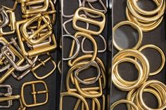 The Materials We Use Brass Hardware, Leather Accessories, Make It Yourself, Purses, Handmade, Handbags, Hand Made, Craft, Bags