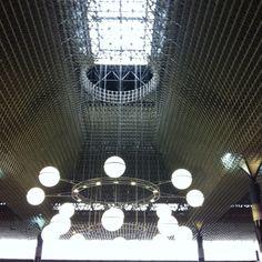 Lisbon airport...so cool Enpleinfair.blogspot.it