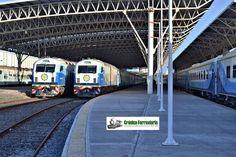 CRÓNICA FERROVIARIA: Mar del Plata: Trabajadores ferroviarios temen ces...