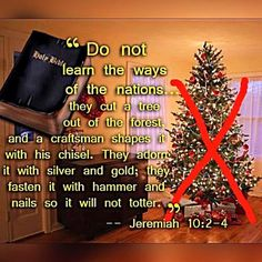 STOP!! Don't unfollow me.*I love God,His Son&the HolySpirit*But study not just read scripture*The Old Testament applies to all who follow Jesus*That is what He taught*Not once in scripture will U find God changed His mind*His laws R forever!!Just bcuz we put Gods stamp on it doesnt mean He endorses it!