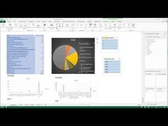 How to Connect Slicers on EXCEL Dashboards with Multiple Charts/Tables/Graphs - If you generate a dashboard with slicers in EXCEL that has multiple products (charts, tables, graphs) you must connect each product to each slicer in order for the slicers to filter the data in all the products together.