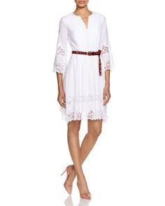 NYDJ Nanette Lace Dress | Bloomingdale's
