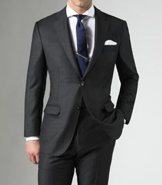 do we think a white pocket square is acceptable with this suit?