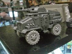 Bluewarp studios: How cool are these Taurox conversion sets :-