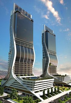 Folkart Towers, Turkey.