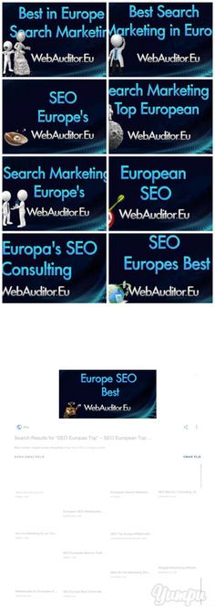 Top Search Marketing European for SEO Top from Europes Best SEO Strategy - Magazine with 51 pages: Top Search Marketing European for SEO Top from Europes Best SEO Strategy