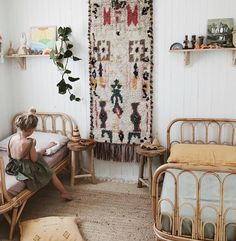 If Coachella was a kids room it would be this one - @thesimplefolk_ ❤️