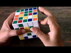 Learn Solving 5 by 5 Rubik's Cube