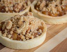 Recette - Tarte crumble aux abricots rapide | Notée 4.1/5