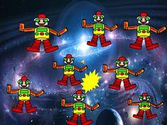 9 Robots