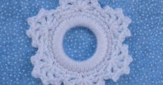 "Lacy Snowflake is the first up in my ""Ringing in Christmas"" Ornament Series.  All the ornaments in the series will be worked by crocheting a..."