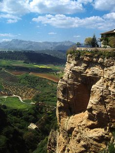 Ronda, Andalucia by Martino's doodles, via Flickr