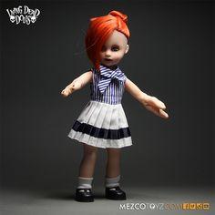 "Living Dead Dolls ""Lydia - The Lobster Girl""  - Serie 30  Sideshow"