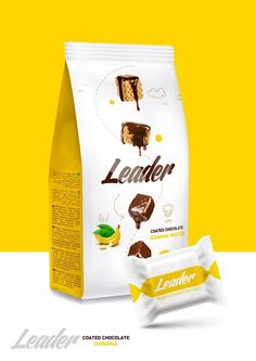 Leader Wafer (Concept) on Packaging of the World - Creative Package Design Gallery
