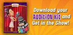 Get in the Show Audition Kit