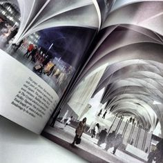 Oslo Central Station Featured in A+U magazine