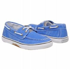 Sperry Top-Sider Halyard Pre/Grd Shoes (Royal) - Kids' Shoes | $35 | Free Shipping