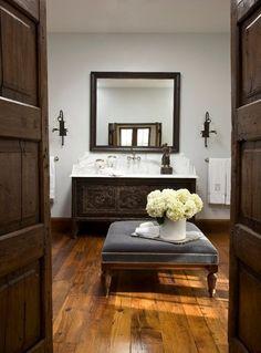 spanish bathrooms | spanish style master bathroom