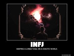 INFJ: Chaotic World