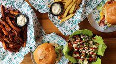 New Opening: Corner Burger, Mt Eden Auckland, Corner, Places, Ethnic Recipes, Food, Essen, Meals, Yemek, Eten