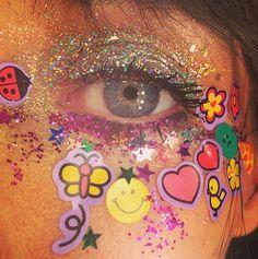 chloe norgaard - instagram - eye