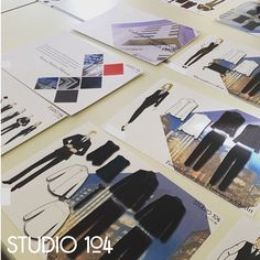 Prepping for an important presentaion #fingerscrossed @studio104london @janeporter104 #designeruniforms #fashion #luxury #design #coorperateuniforms #uniforms #Shoreditch #bespoke