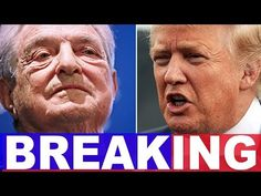 HE DID IT Trump Issues Powerful Order to Take Down Soros Groups  Liberal...