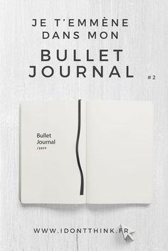 Et encore plus d'idées de pages en Français pour ton Bullet Journal !