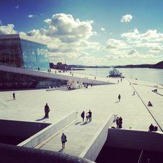 #Oslo Opera House