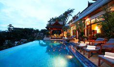 Villa Arawan, our villa for 10+ within walking distance of Phuket's finest beaches! #phuket #thailand